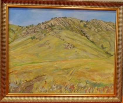 Гора Кюркак-таш.